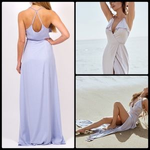 a2259c825d4 The Jetset Diaries Dresses - THE JETSET DIARIES 💎 Opal Wrap Maxi Dress NWT